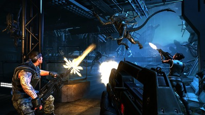 Aliens: Colonial Marines Screenshot - 1130905