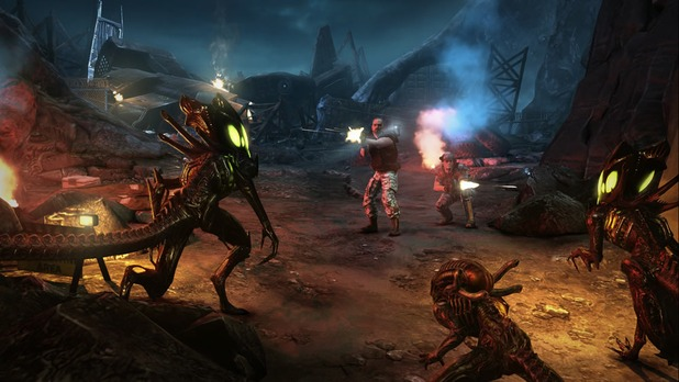Aliens: Colonial Marines Screenshot - 1130906