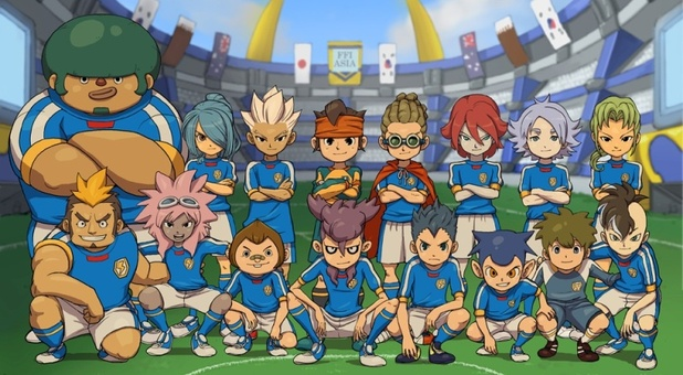 Inazuma Eleven 2 Image