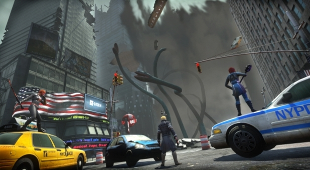 The Secret World Screenshot - The Secret World