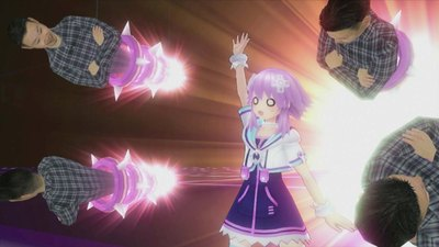 Hyperdimension Neptunia mk2 Screenshot - 1130942