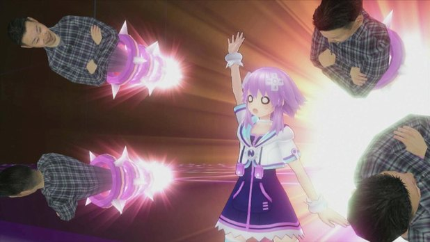 Hyperdimension Neptunia mk2 Screenshot - 1130943