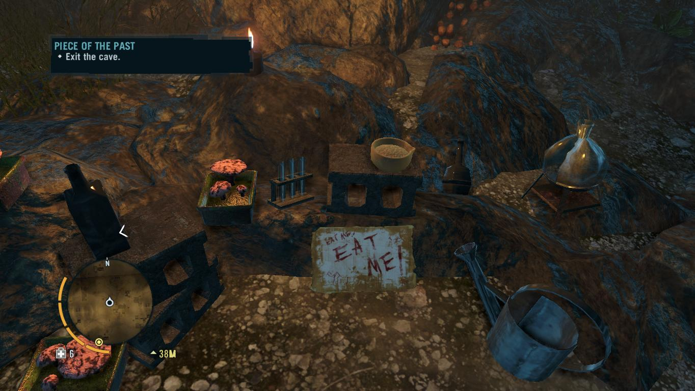 Man Cave Enter The Garage Far Cry : Far cry complete walkthrough page