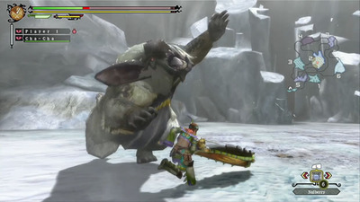 Monster Hunter 3 Ultimate Screenshot - 1131160