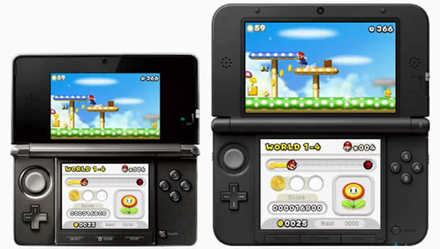 Nintendo 3DS XL Screenshot - 3ds