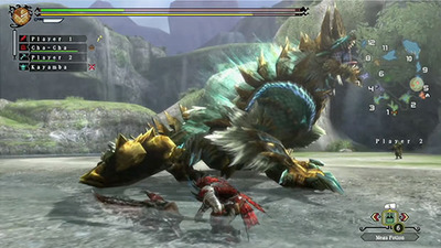 Monster Hunter 3 Ultimate Screenshot - 1131165