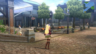 Legend of Heroes: Trails in the Sky Screenshot - Trails in the Flash