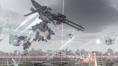 Earth Defense Force: Insect Armageddon Screenshot - 1131180