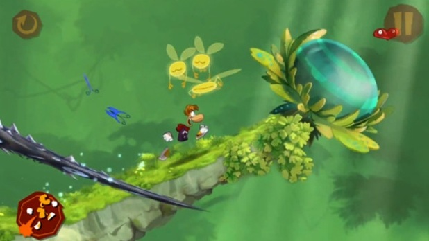 Rayman Jungle Run Screenshot - 1131202