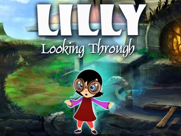 Screenshot - Lily Looking Through