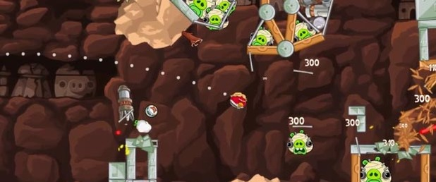 Angry Birds Star Wars - Feature