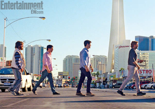 The Hangover Part III (2013) Screenshot - hangover 3