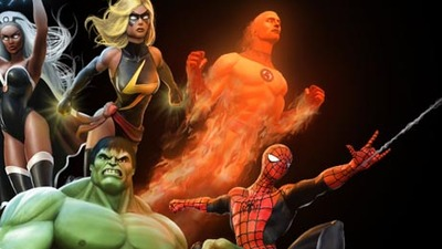 Marvel Heroes Screenshot - 1131383