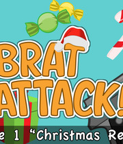 Brat Attack - Episode 1: Christmas Revenge Boxart
