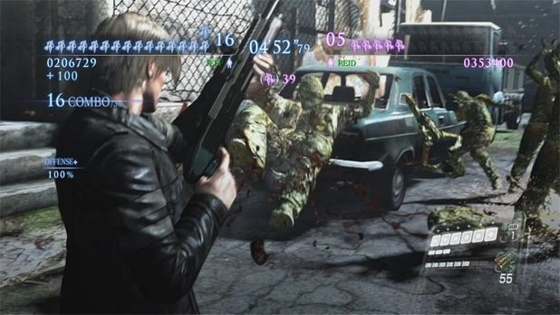 Resident Evil 6 Screenshot - 1131477