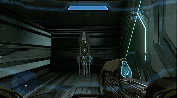 Halo 4 Infinity Terminal - Charum Hakkor