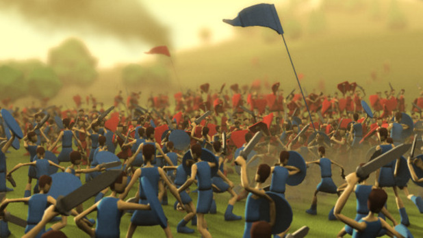 Kickstarter Screenshot - Godus
