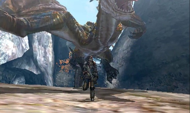 Screenshot - Monster Hunter 4