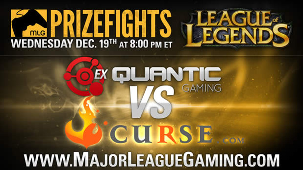 exquantic vs curse mlg prizefights