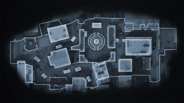 Black Ops 2 - Slums map