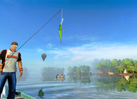 Rapala Pro Bass Fishing Image