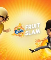 Fanta Fruit Slam Boxart