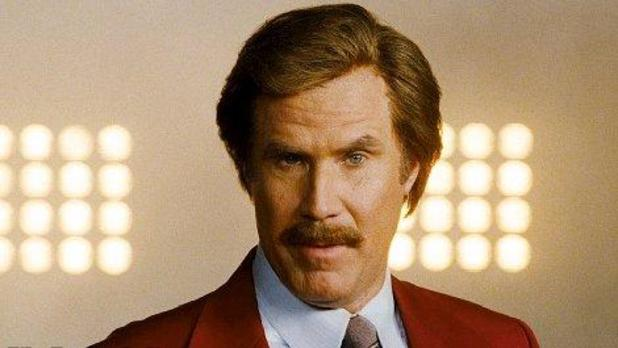 anchorman 2 will ferrell