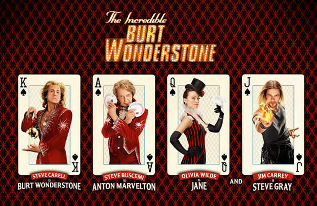 Movie News Screenshot - the incredible burt wonderstone