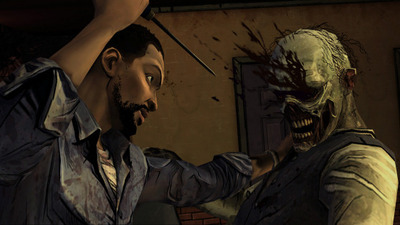 The Walking Dead Screenshot - Telltale The Walking Dead