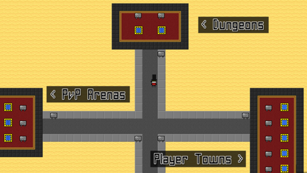 8BitMMO Screenshot - 1132449