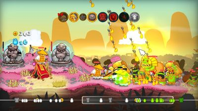 Swords & Soldiers Screenshot - 1132493