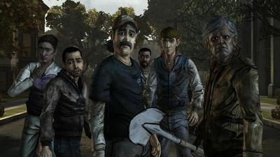 The Walking Dead Screenshot - 1132534