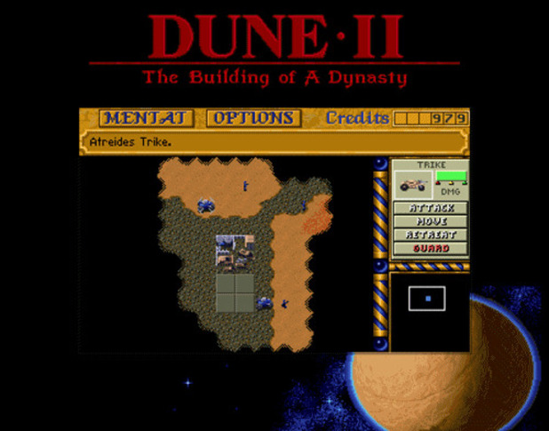 Dune 2000 Screenshot - Dune 2