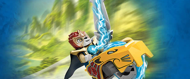 LEGO Legends of Chima - Feature