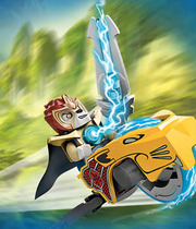LEGO Legends of Chima Boxart