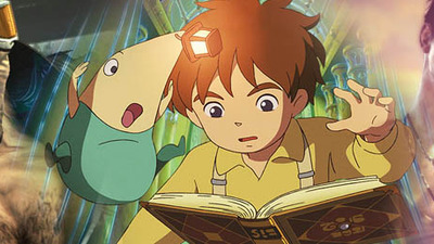 Ni No Kuni: Wrath of the White Witch Screenshot - 1132589