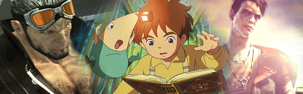 Ni No Kuni: Wrath of the White Witch Screenshot - 1132590