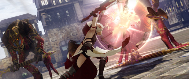 Lightning Returns: Final Fantasy XIII - Feature