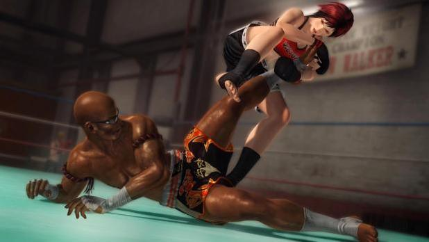 Dead or Alive 5 Screenshot - 1132643