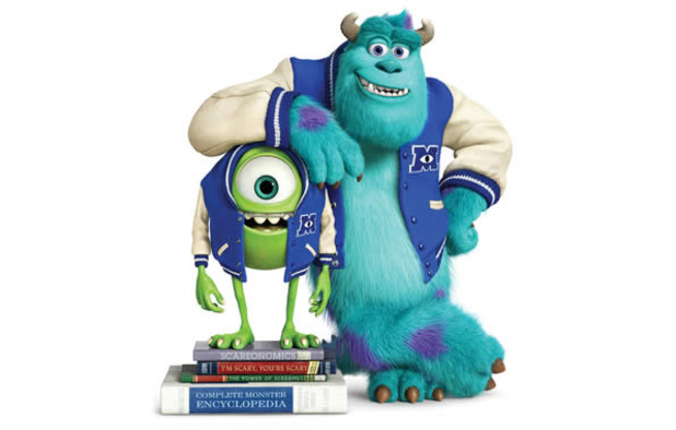 Monsters University (2013) Screenshot - monsters university