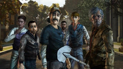 The Walking Dead Screenshot - The Walking Dead