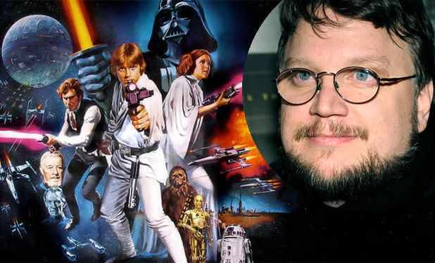 guillermo del toro star wars