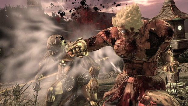 Asura&#x27;s Wrath Image