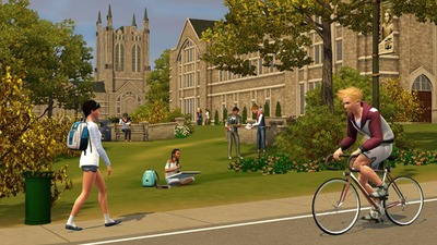 The Sims 3 University Life Screenshot - 1132981