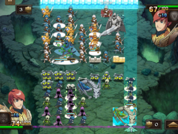 Might & Magic Clash of Heroes Screenshot - Clash of Heroes mobile