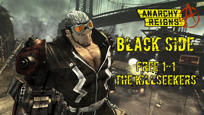 Anarchy Reigns Screenshot - 1133011