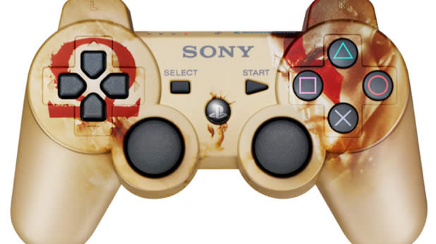 kratos ps3 controller