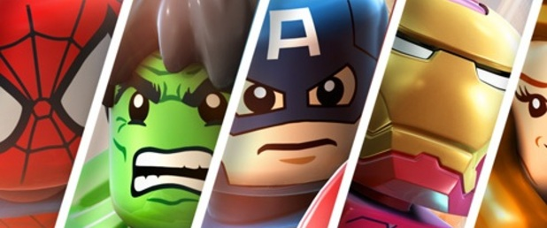 LEGO Marvel Super Heroes - Feature