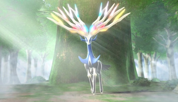 Pokémon X and Pokémon Y Screenshot - 1133093
