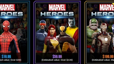 Marvel Heroes Screenshot - 1133112